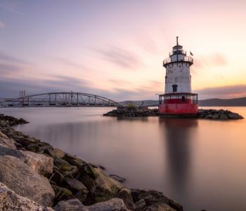 Sleepy Hollow Lighthouse in New York